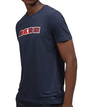 Slim Fit Hugo Boss T-Shirt - Navy