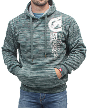 Ecko Hooded Jacket - Teal