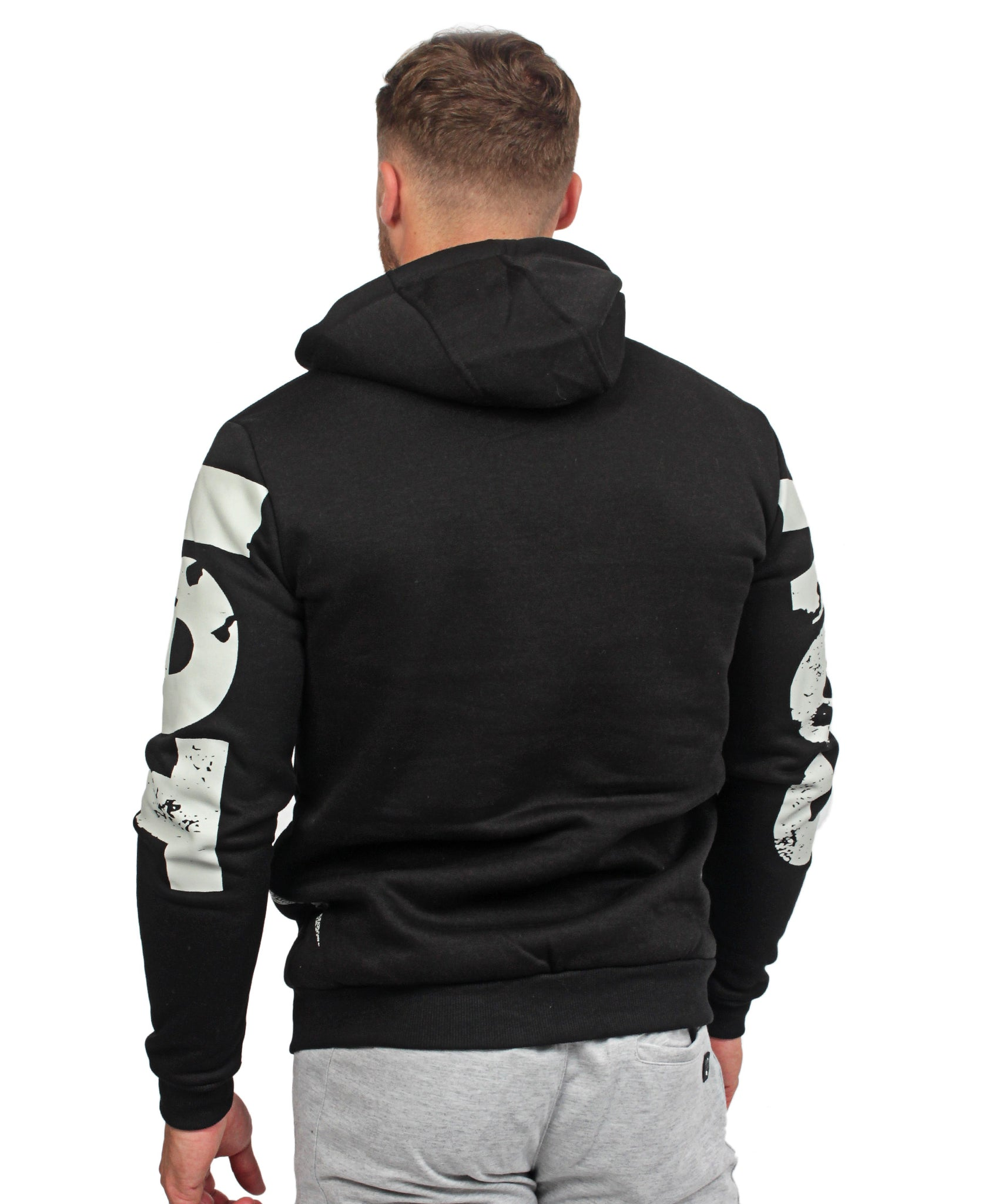 Bartlett Hooded Jacket - Black
