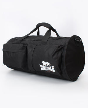 Lonsdale Duffel Bag - Black