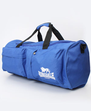 Lonsdale Duffel Bag - Blue