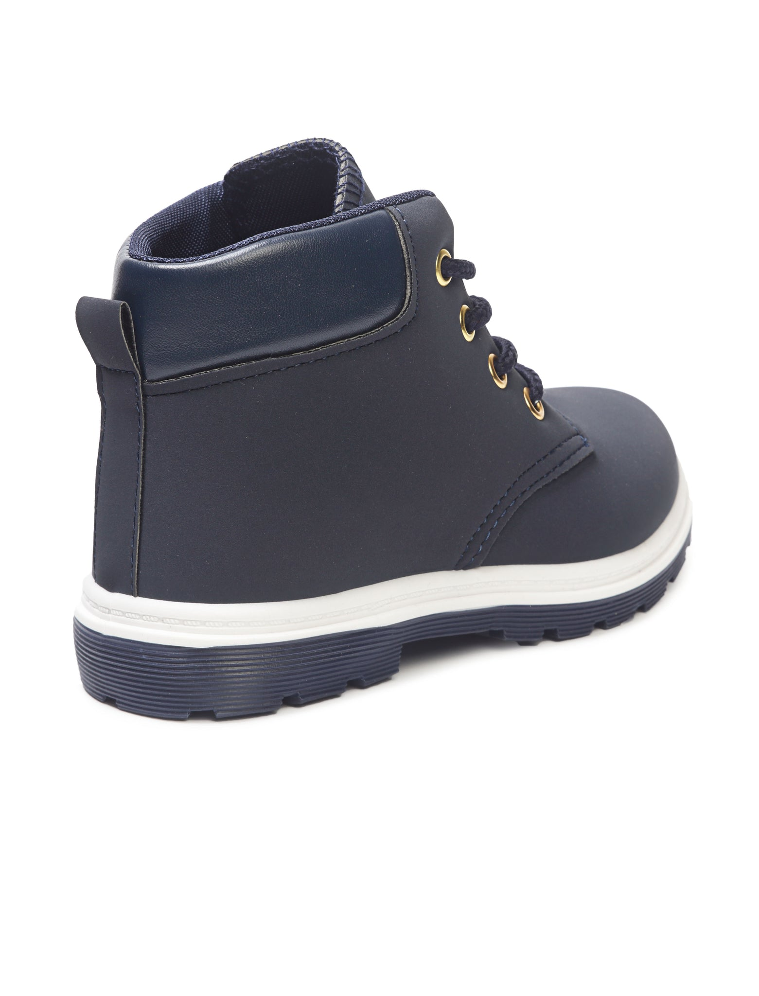 6c94016bddc8 Boys Ankle Boots - Navy – Planet54