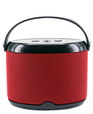 Mini Bluetooth Speaker - Red