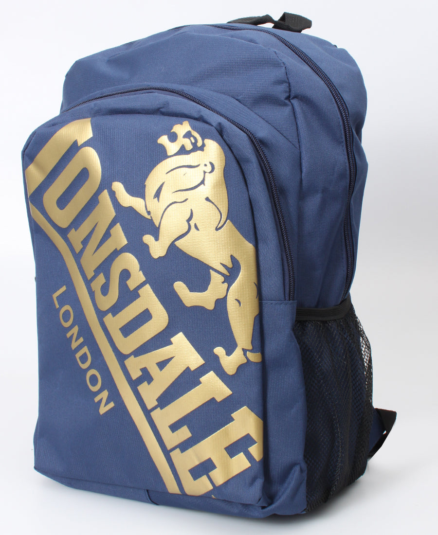 Lonsdale Backpack - Blue