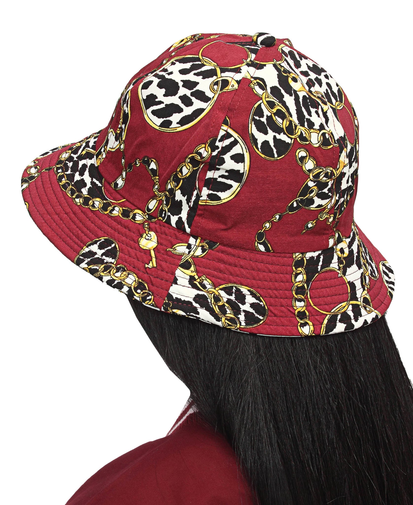 Bucket Hat - Red