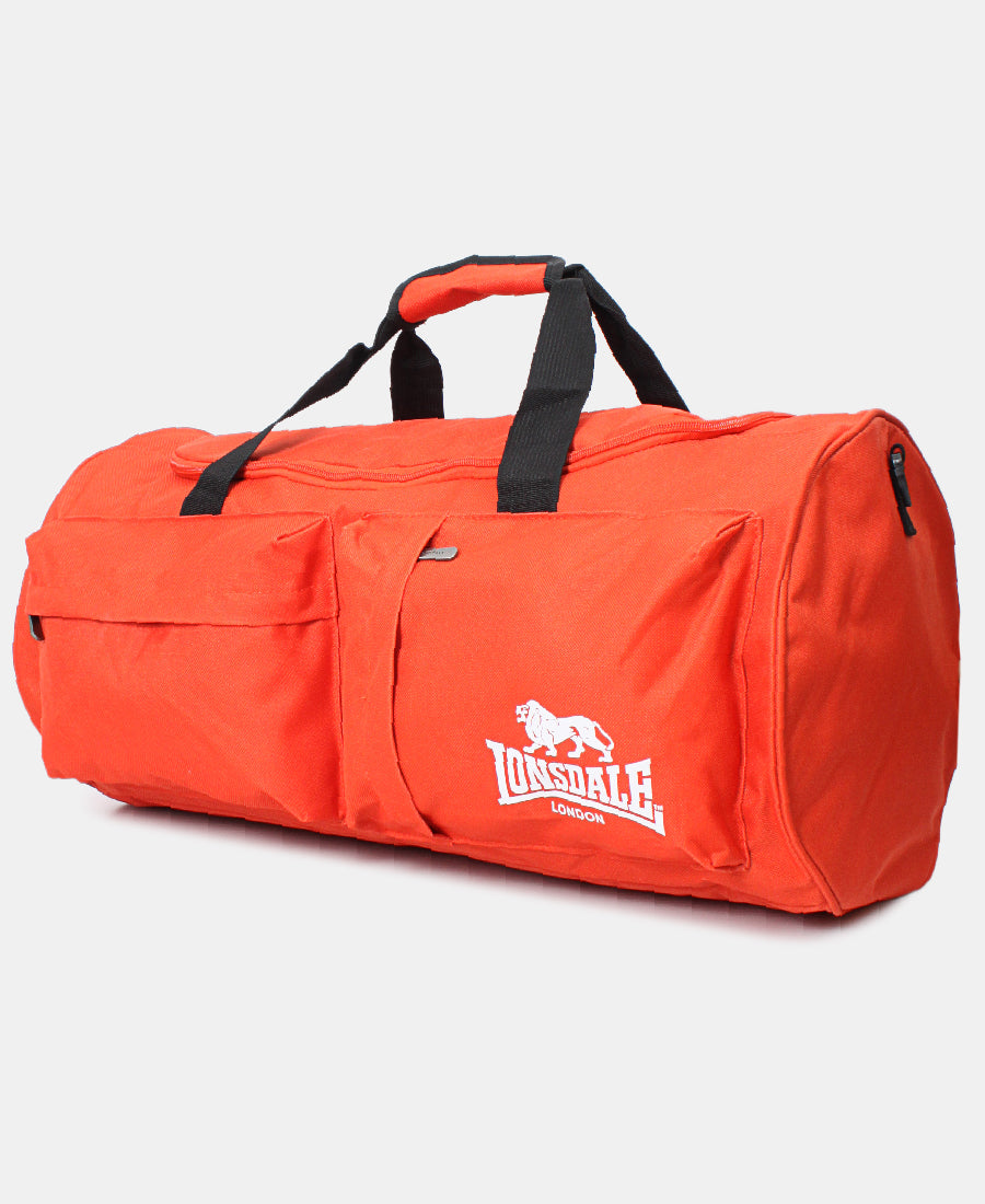 Lonsdale Duffel Bag - Orange
