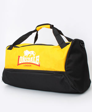 Lonsdale Duffel Bag - Yellow