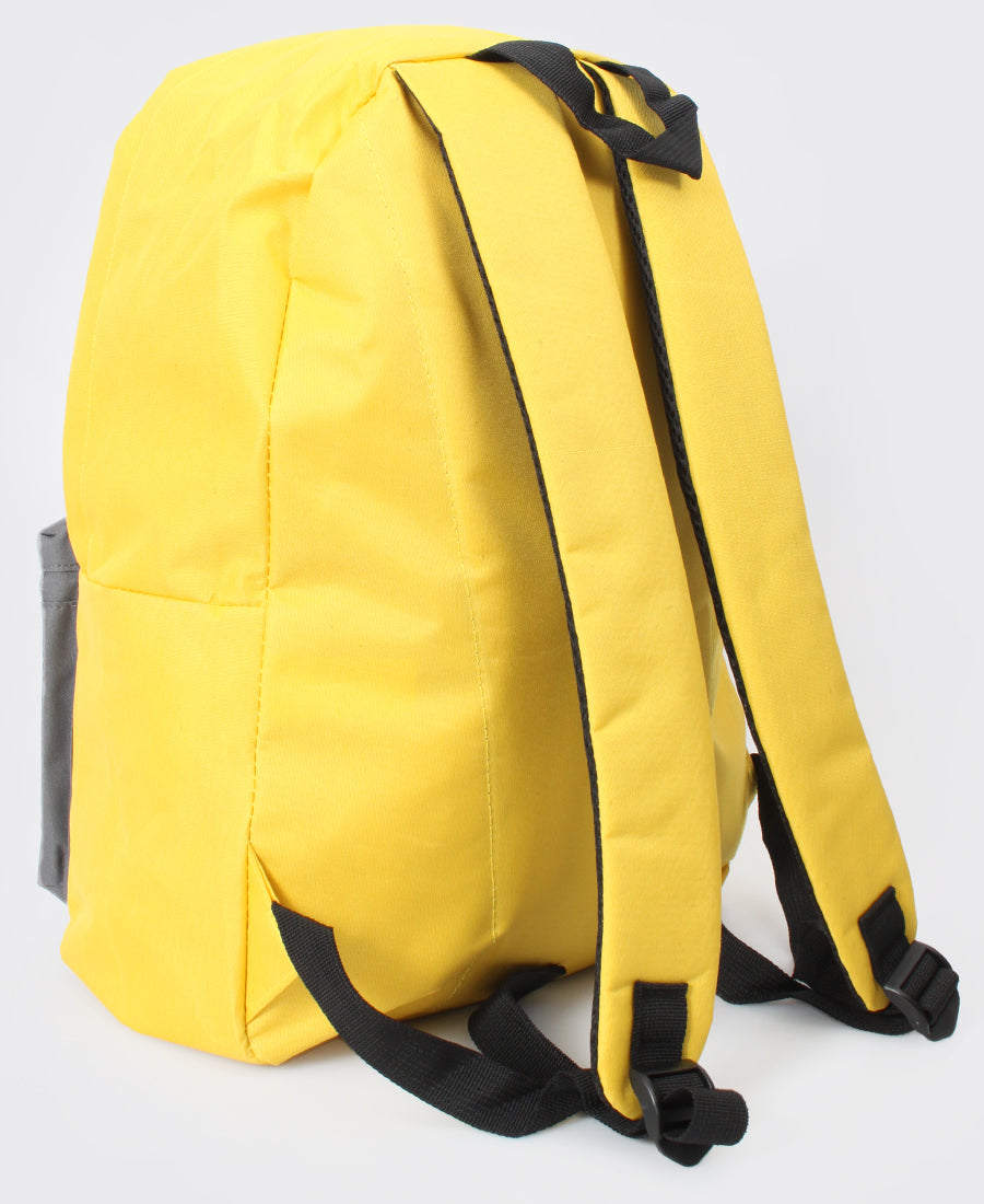 Lonsdale Backpack - Yellow