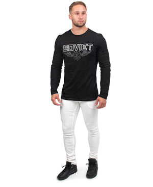 Riderwood Long Sleeve T-Shirt - Black