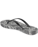 Ladies' Flip Flops - Black