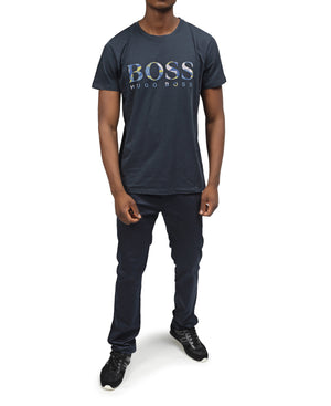 Hugo Boss T-Shirt - Navy