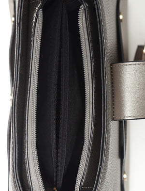 Crossbody Bag - Pewter