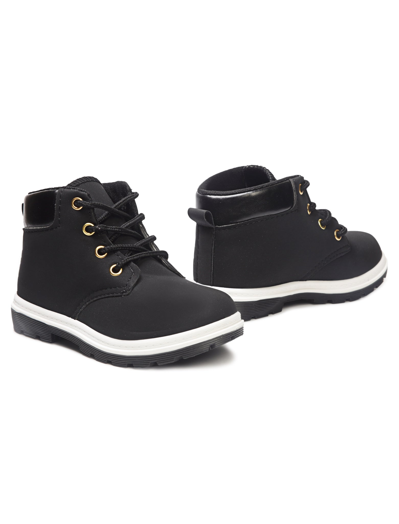 Boys Ankle Boots - Black