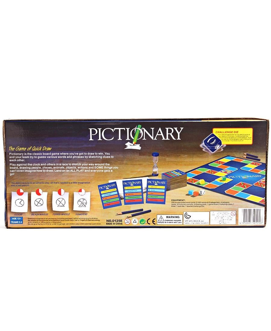 Pictionary - Multi