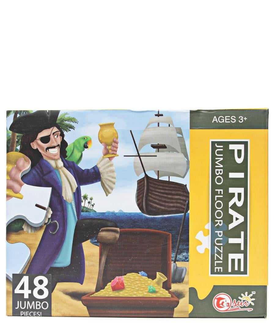 Pirate Puzzle - Multi