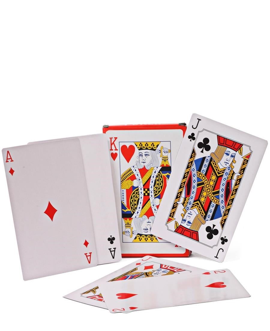 Large Playing Cards - Multi