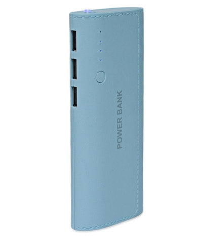 10000MAH Power Bank - Blue