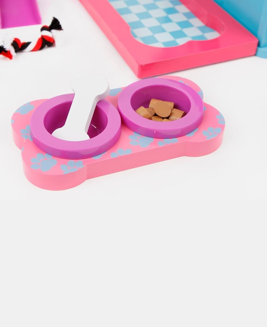 Puppy House Toy - Multi