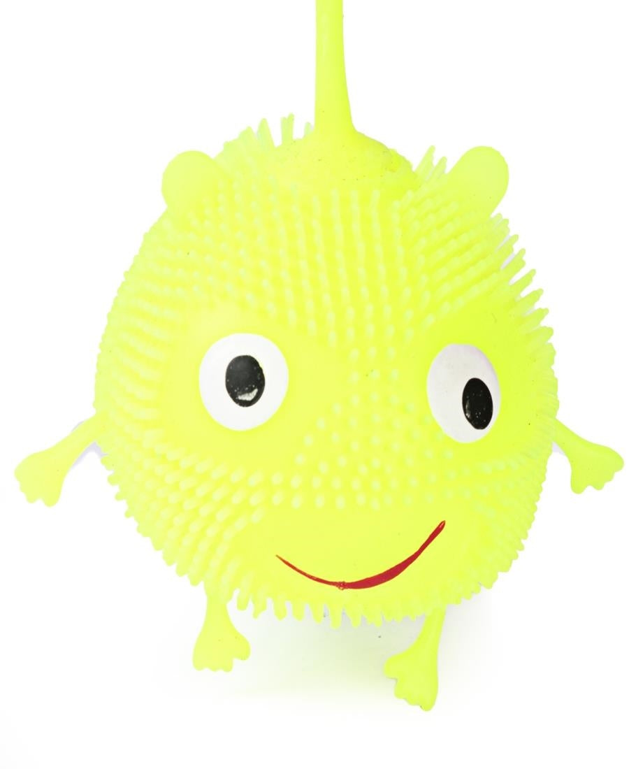 Mini Squishy Puffer Ball - Light Green