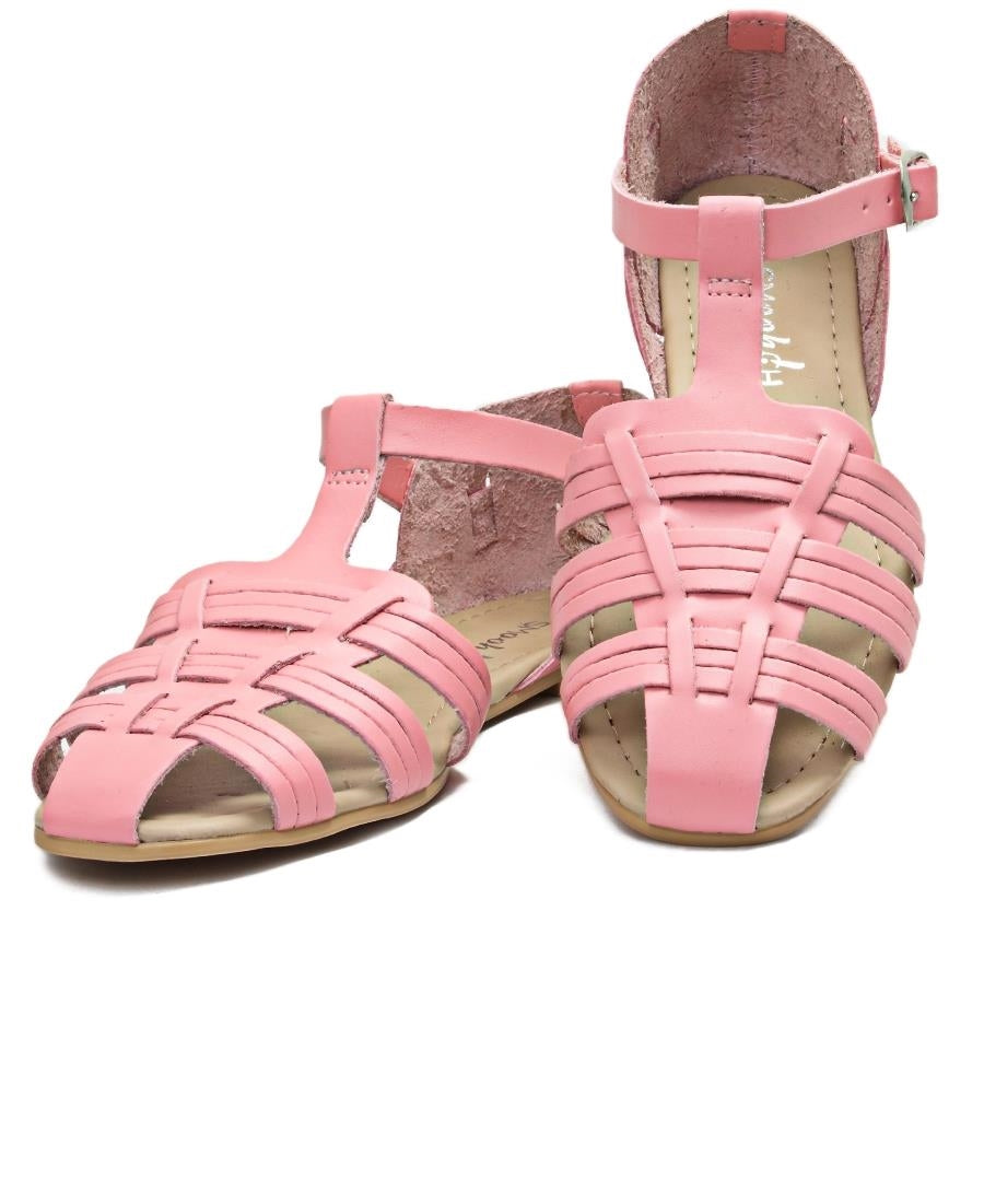 Casual Sandals - Mink