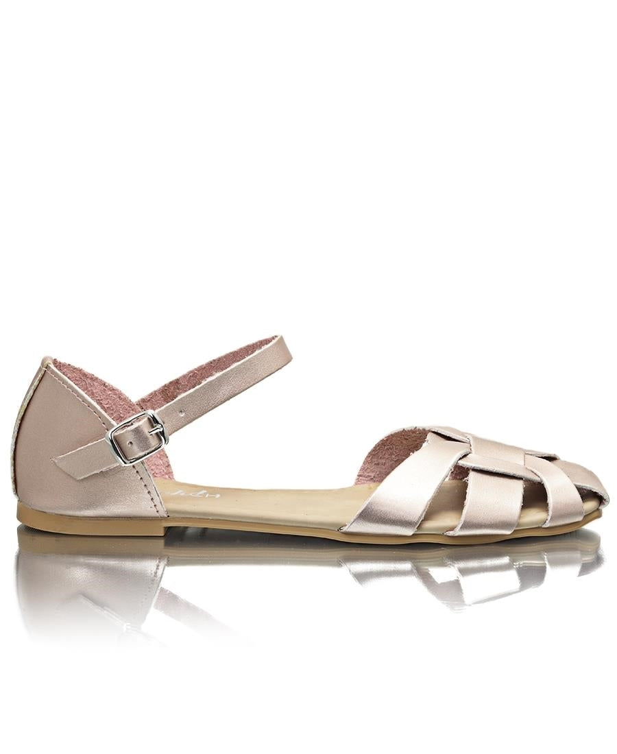 Casual Sandals - Rose Gold