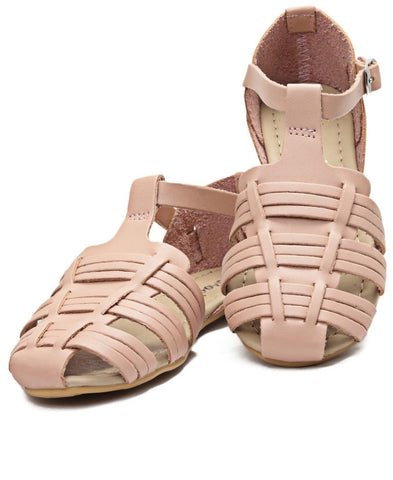 Girls Casual Sandals - Mink
