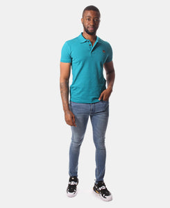 Men's Golfer - Teal