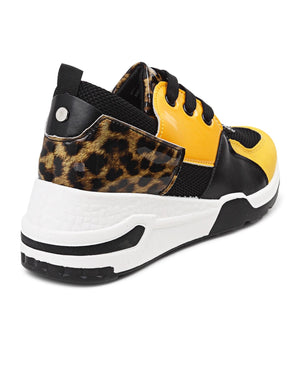 Ladies' Ease Sneakers - Yellow