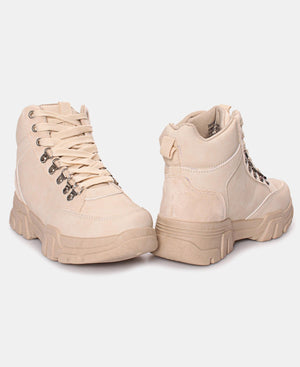 Ladies' Outdoor Boot - Nude