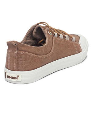 Men's Casual Sneakers - Brown
