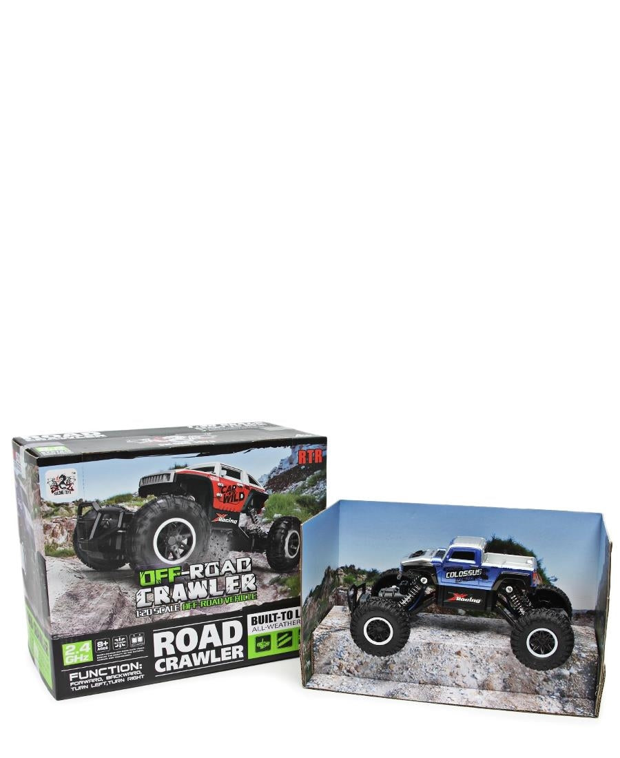 Remote Control Off Road Truck - Black