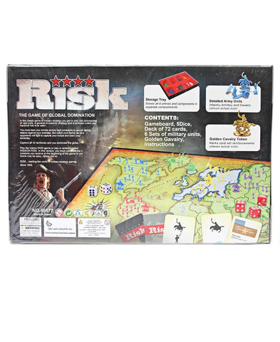 Risk Game - Multi