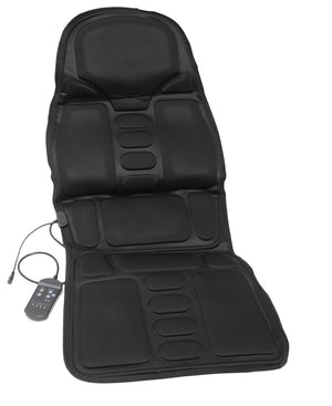 Heat Up Massage Cushion - Black