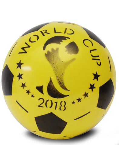 Kids Soccer Ball - Yellow