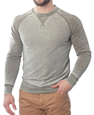 Long Sleeve Sweater - Olive