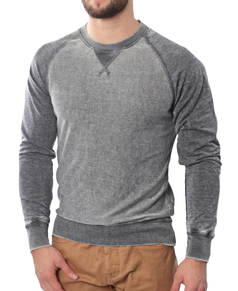 Long Sleeve Sweater - Navy