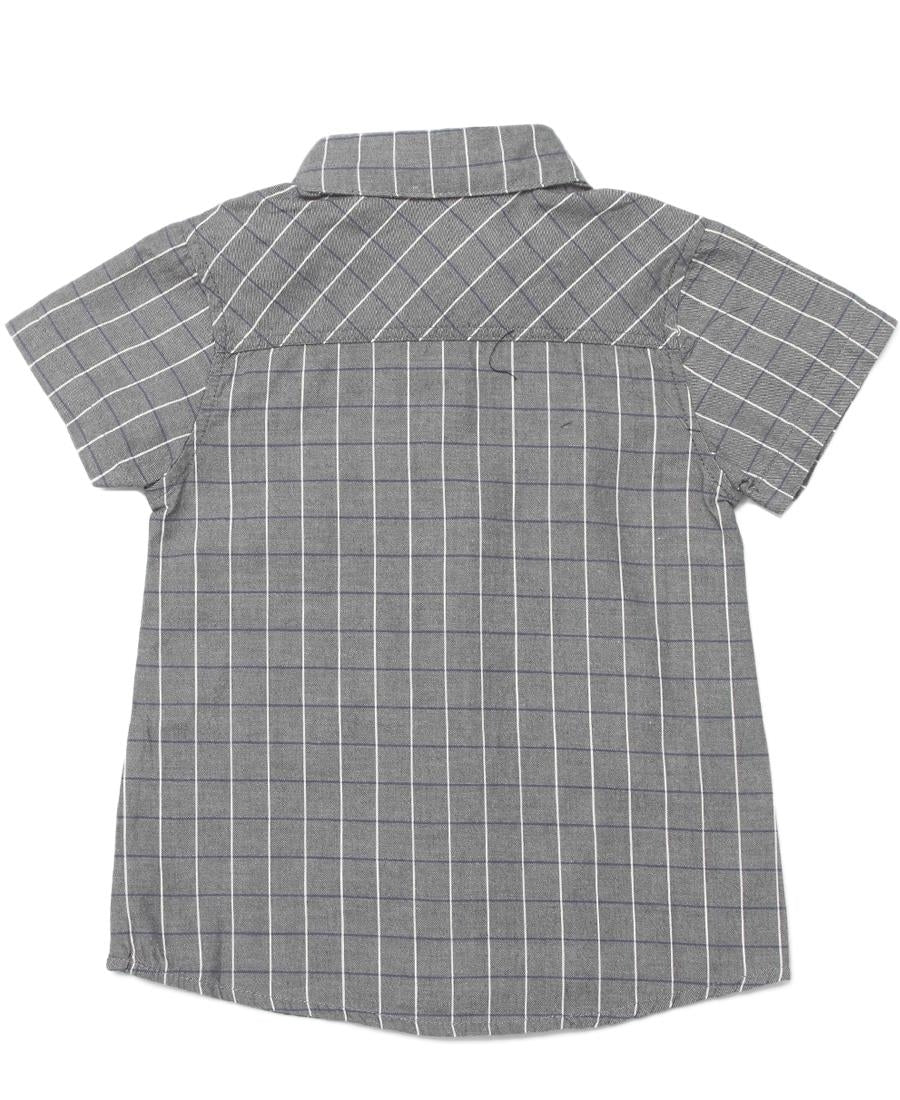 Boys Shirt  - Grey