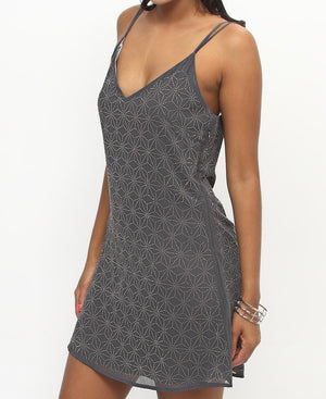 Slip Dress - Grey