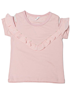 Girls Top - Pink