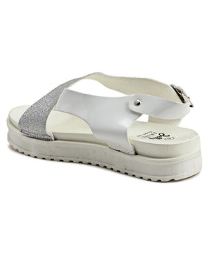 Jelly Sandals - White