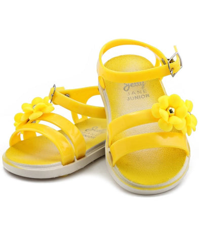 Girls Sandals - Yellow