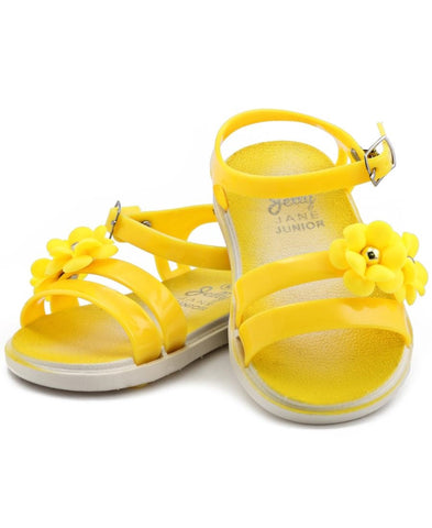 Infants Sandals - Yellow