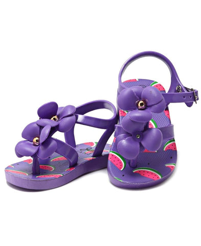 Infants Sandals - Purple