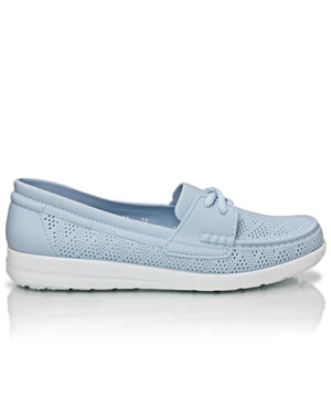 Casual Slip On - Blue