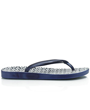 Jelly Sandals - Navy