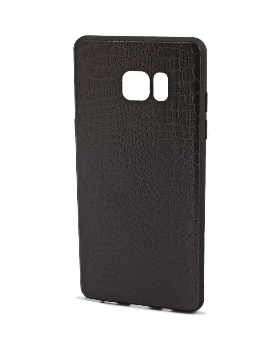Samsung Note 7 Cover  - Black