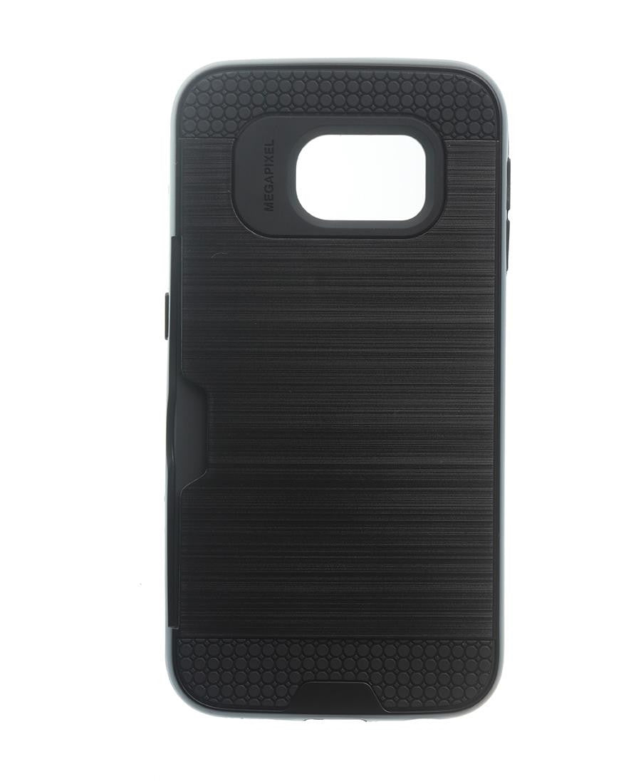 Samsung S6 Edge Cover - Black