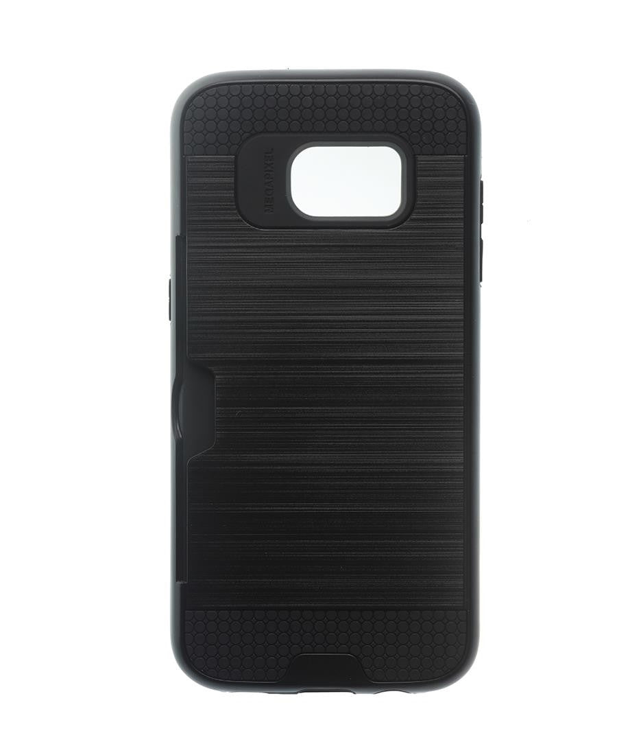 Samsung S7 Edge Cover - Black