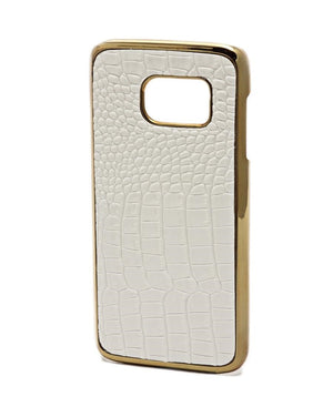 Samsung S7 Cover  - White