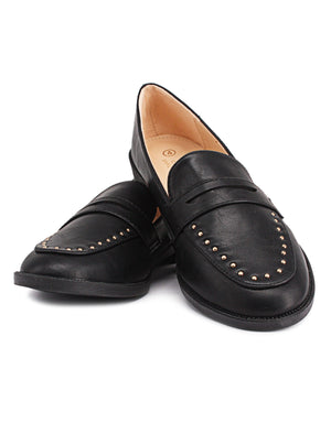 Classic Loafer - Black